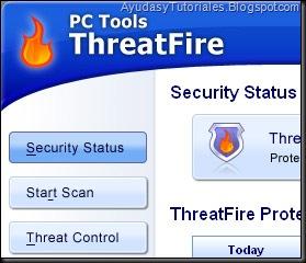 ThreatFire - AyudasyTutoriales