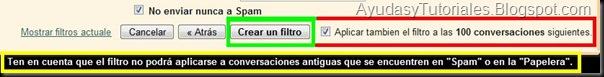Gmail - Crear y Aplicar - AyudasyTutoriales