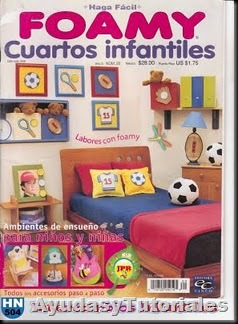 Foamy Cuartos Infantiles 20
