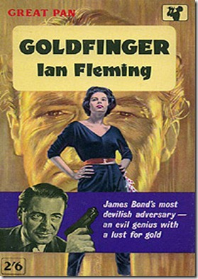 Gold Finger Book 5