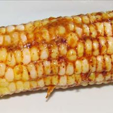 Parmesan/Chili Corn on the Cob
