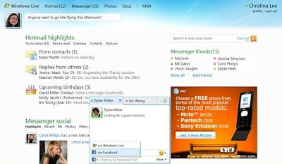 Versiones de Windows Live Messenger 2009 Windows Live Messenger 2009