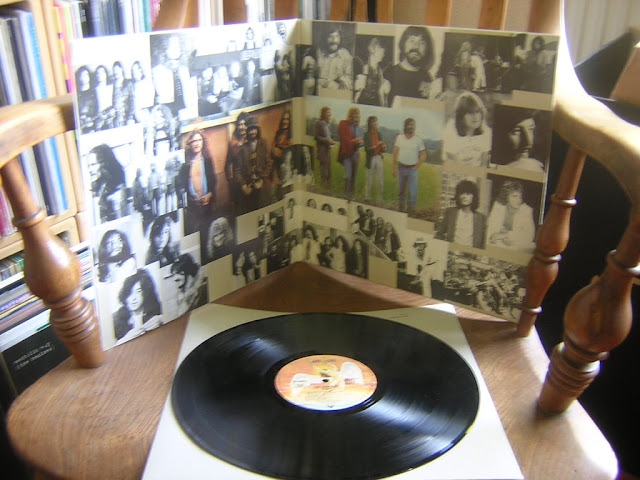 Led Zeppelin Coda LP