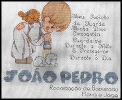 Anjinho Jo--o Pedro