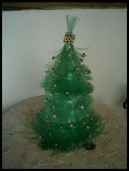 árvore de natal pet 3