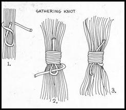 gathering knot