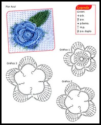 Flor-em-croche