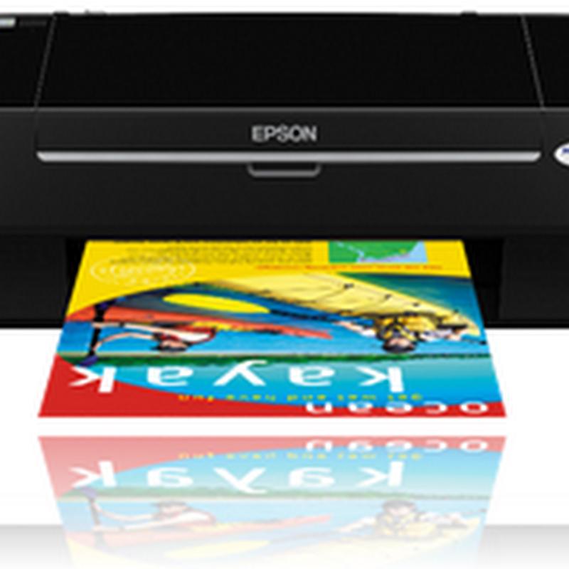 Baixar Driver Impressora Epson Stylus T20E