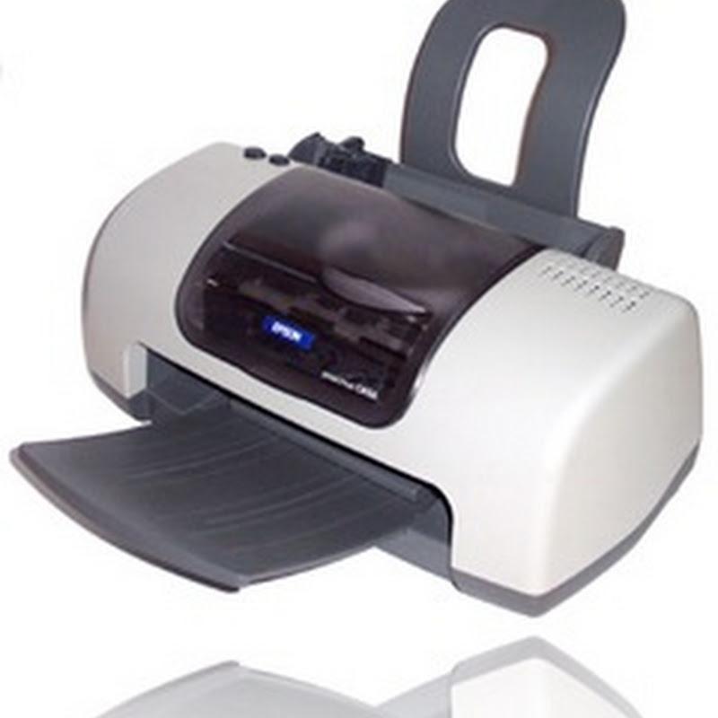 Baixar Driver Impressora Epson Stylus C41SX