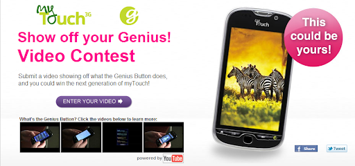 myTouch 4G Contest