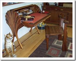 Art Carpenter desk-GKB chair