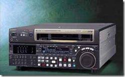 VTR DVW-M2000P