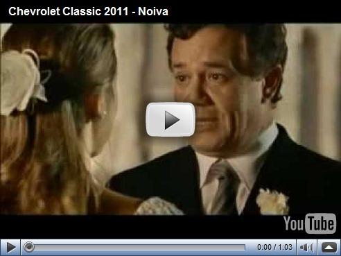Videos – Comerciais do Chevrolet Classic 2011