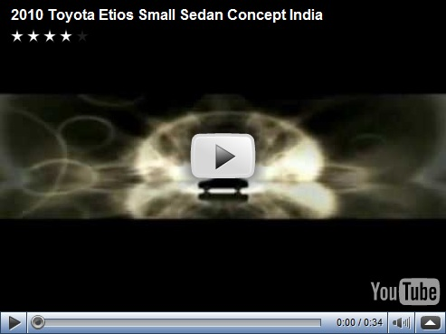 Toyota divulga video-teaser do Etios