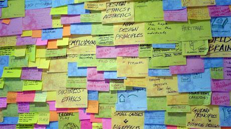 ideas para negocios, ideas de negocios, notas con ideas