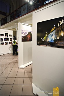 Entries displayed at the UST Museum