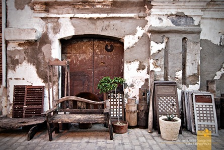 Antiques at Ilocos Sur's Vigan City
