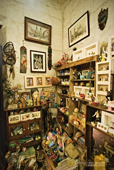 A Knick-knack Filled at the Paper Tolé Shop in Intramuros