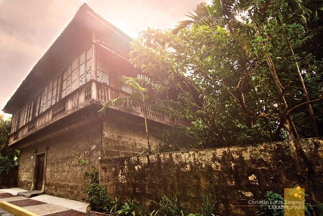 An Ancestral House Off Pasig's Sidestreets