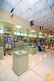 Inside Corregidor's Pacific War Museum