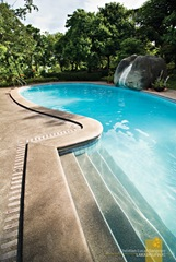 Corregidor Inn's Pool