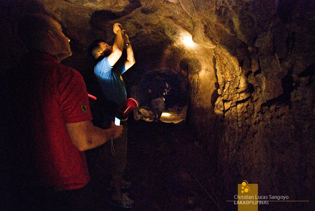 Inside Corregidor's Japanese Tunnel
