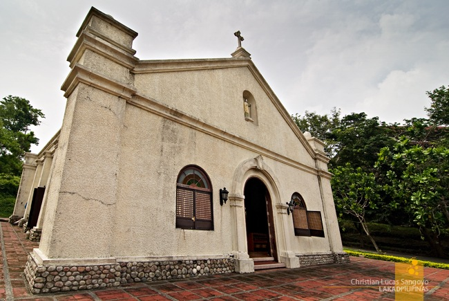 Corregidor's San Jose Chapel Facade