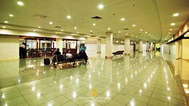 Well-Lighted Sleek Interiors at NAIA Terminal III