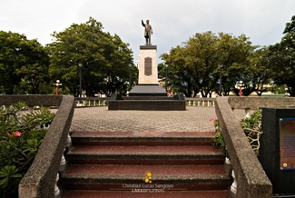 The Historic Plaza Libertad at Iloilo City