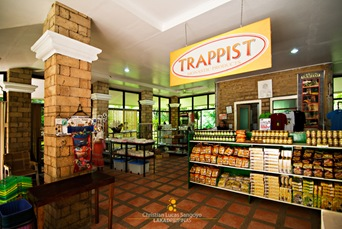 Inside the Trappist Store