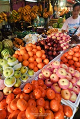 Fruit Stand at Coron Market