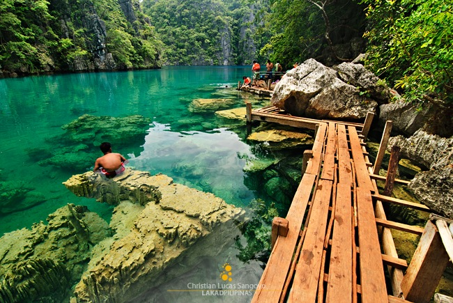 Coron's Kayangan Lake