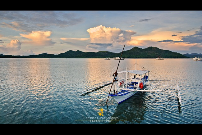 A Serene Morning at Coron