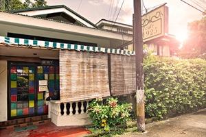 The Facade of Cafe 1925
