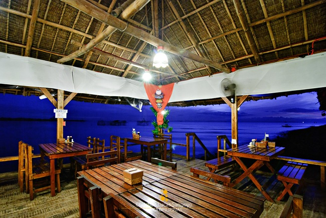 Blue Hour at Resto Grill sa Baybay in Bacolod City