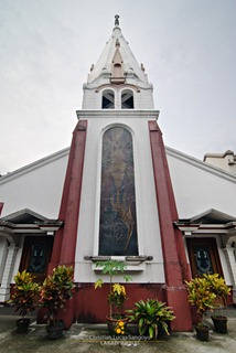 The Adoration Chapel at Bacolod's Lupit Church