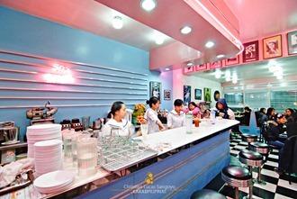 50's Diner in Baguio City