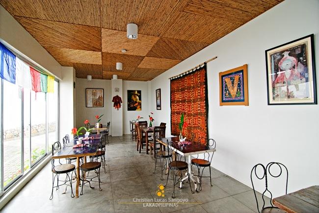 BenCab Museum's Cafe Sabel