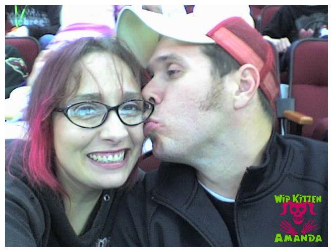 Amanda and Stephen
