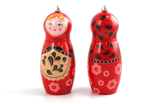 Babushka-Pepper-Mill