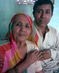 Deendayal Sharma & Maa Mahadevi Joshi (Custom)