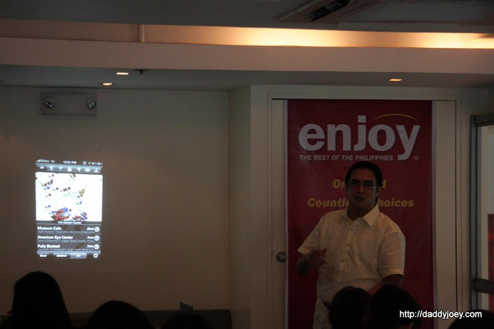 Yves Gonzales, EnjoyPH developer