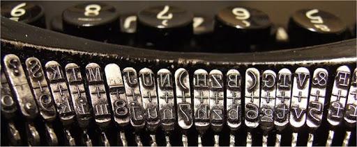 Пишущая мошынка. Фото: википедист Mohylek