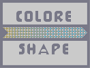 Thumbnail of the map 'Colore Shape'