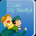 리틀잉글리시-I Lost My Family(6세용) icon