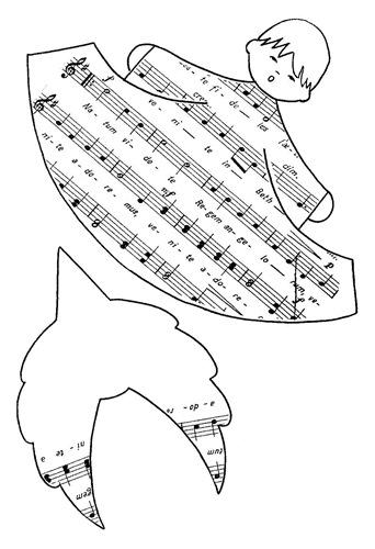 11-angel partitura