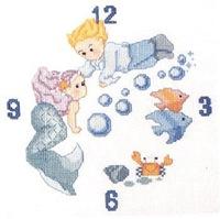 reloj mermaid