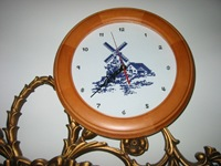 reloj molino