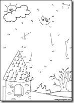 completar el dibujo con puntos (5)