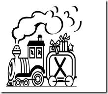 abecedario de tren 17
